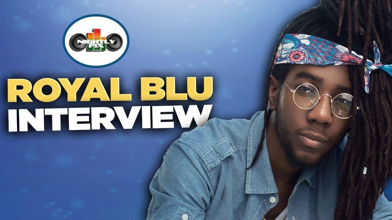 Royal Blu Interview @ Nightly Fix [3/9/2019]