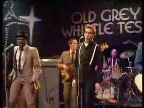 The Specials - A Message To You, Rudy @ Old Grey Whistle Test [10/9/1977]