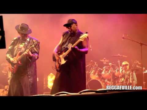 Sly & Robbie @Garance Reggae Festival [7/28/2011]