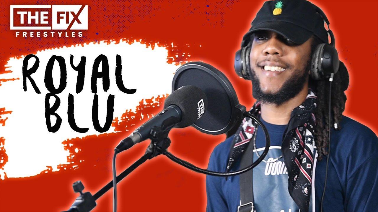 Royal Blu - Freestyle @ The Fix [7/31/2020]