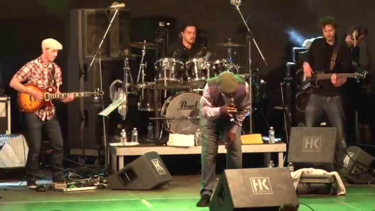 U Brown @ Sunshine Reggae Festival 2015 [5/13/2015]