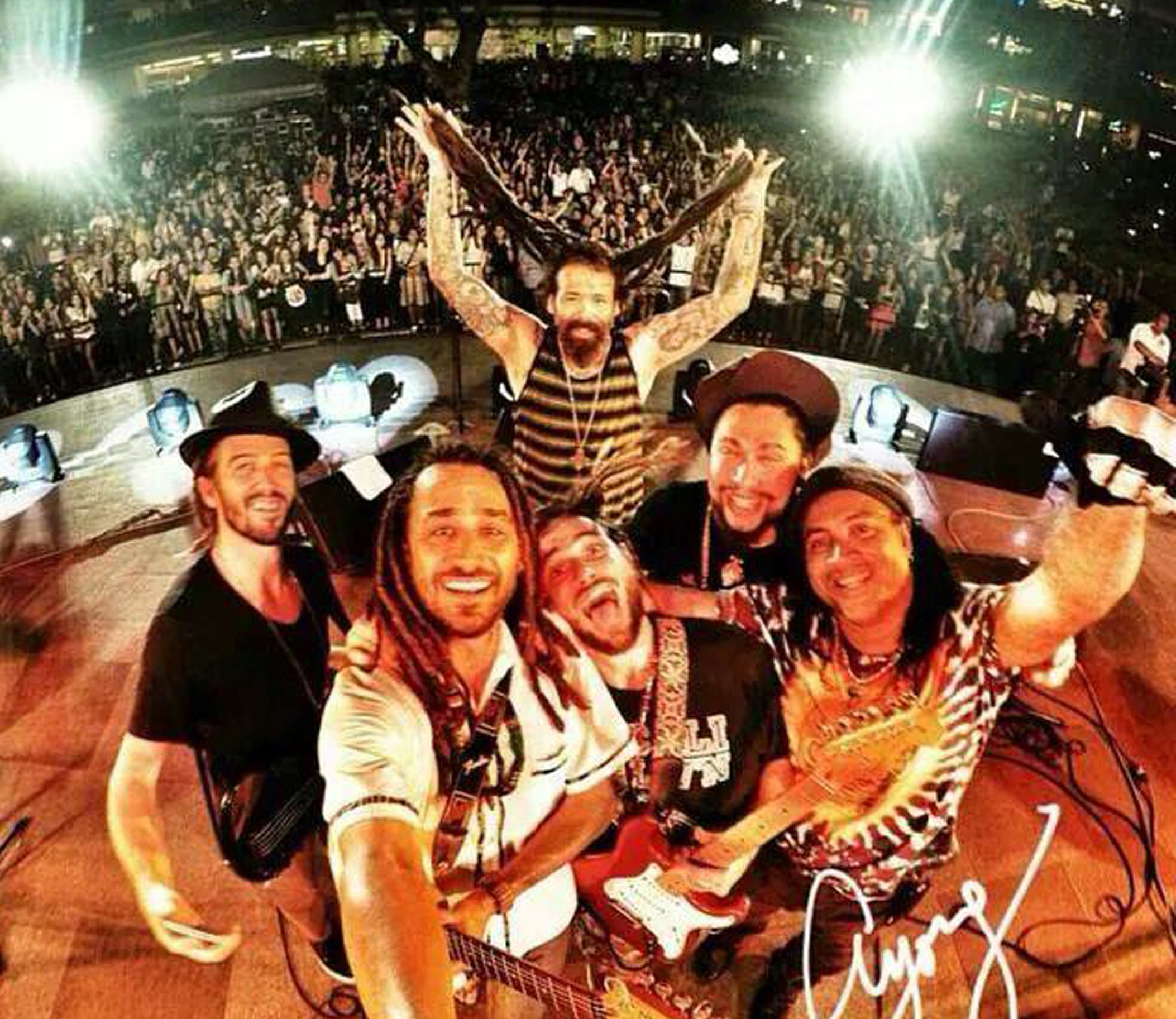 Big Mountain @ Seattle International Reggae Festival 2015 (Shout Out) [6/2/2015]