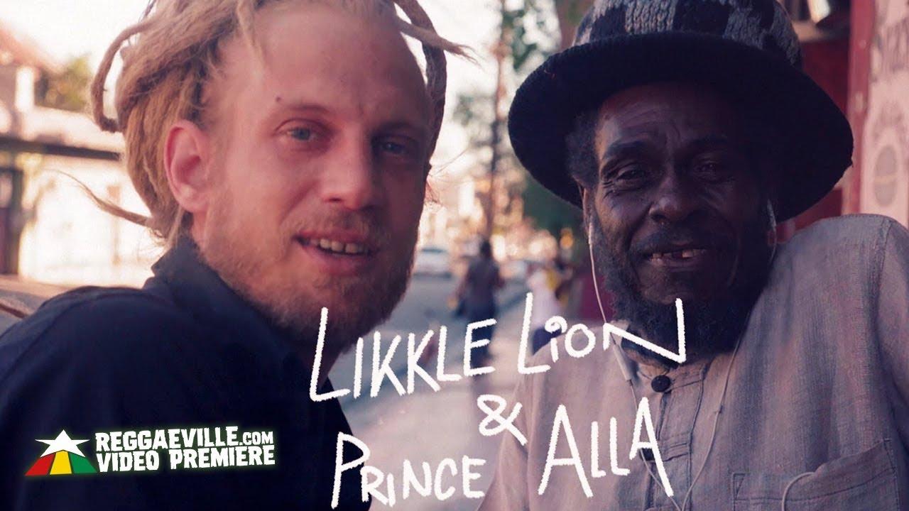 Likkle Lion feat. Prince Alla - Stronger Dub (aDUBta Version) [5/14/2020]