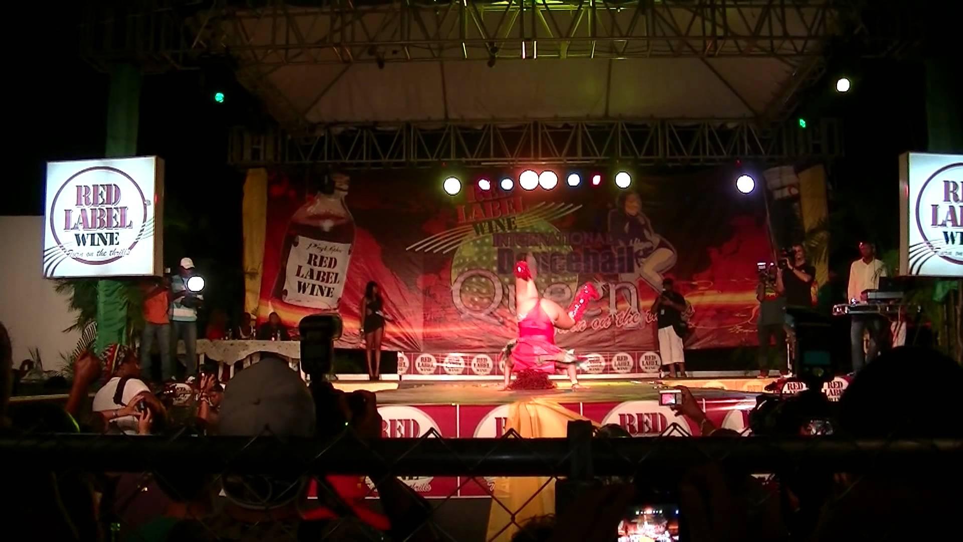 Boom Boom @International Dancehall Queen [7/28/2012]