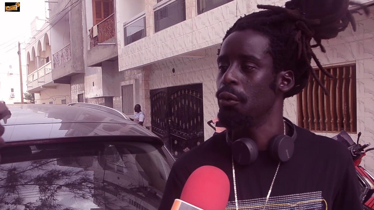 Ashraff 30 Interview @ LSD Records Dakar [8/19/2018]