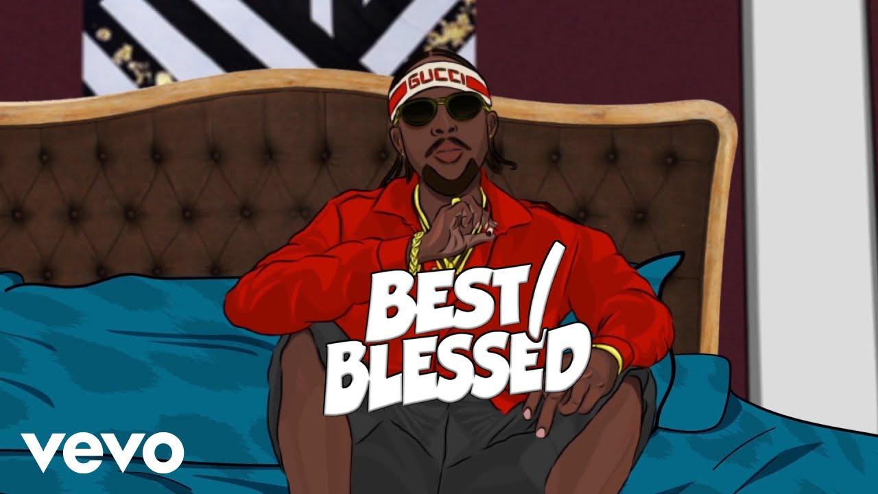 Popcaan - Best/Blessed (Lyric Video) [2/8/2019]