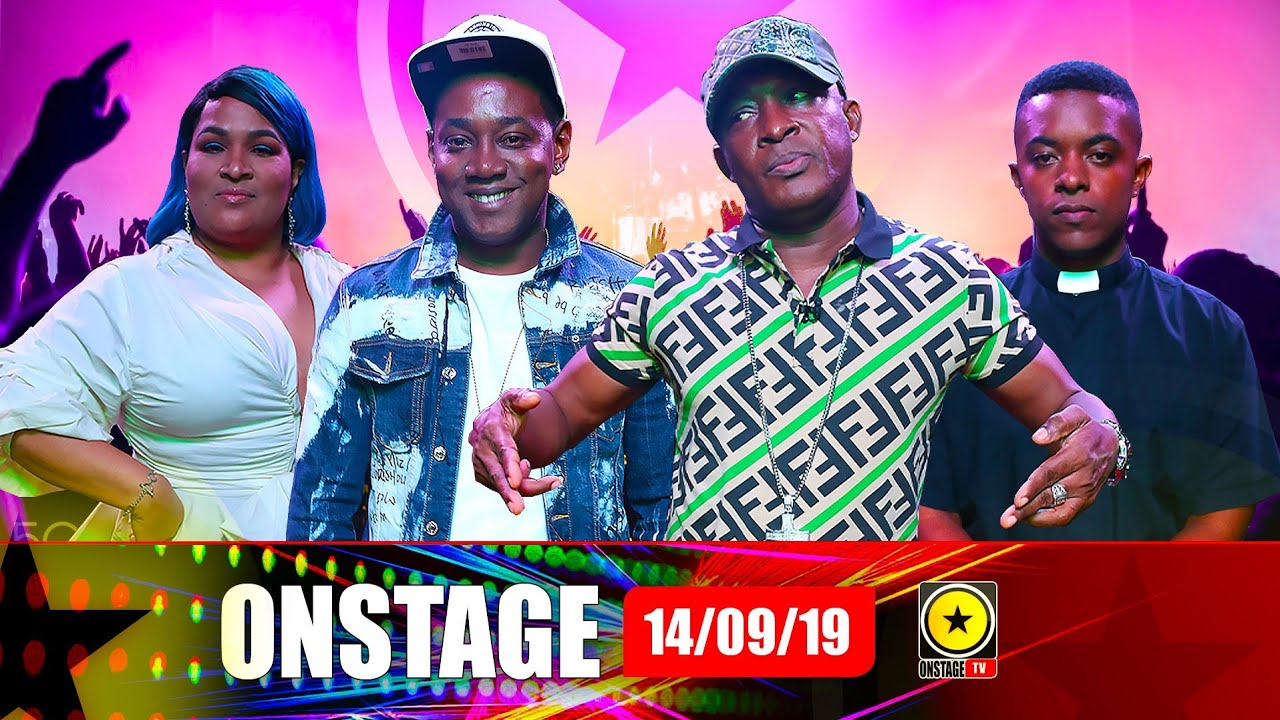 Boom-Boom, Trooper Reunite As Dancehall Pushes Back Against Noise Act @ OnStage TV [9/14/2019]