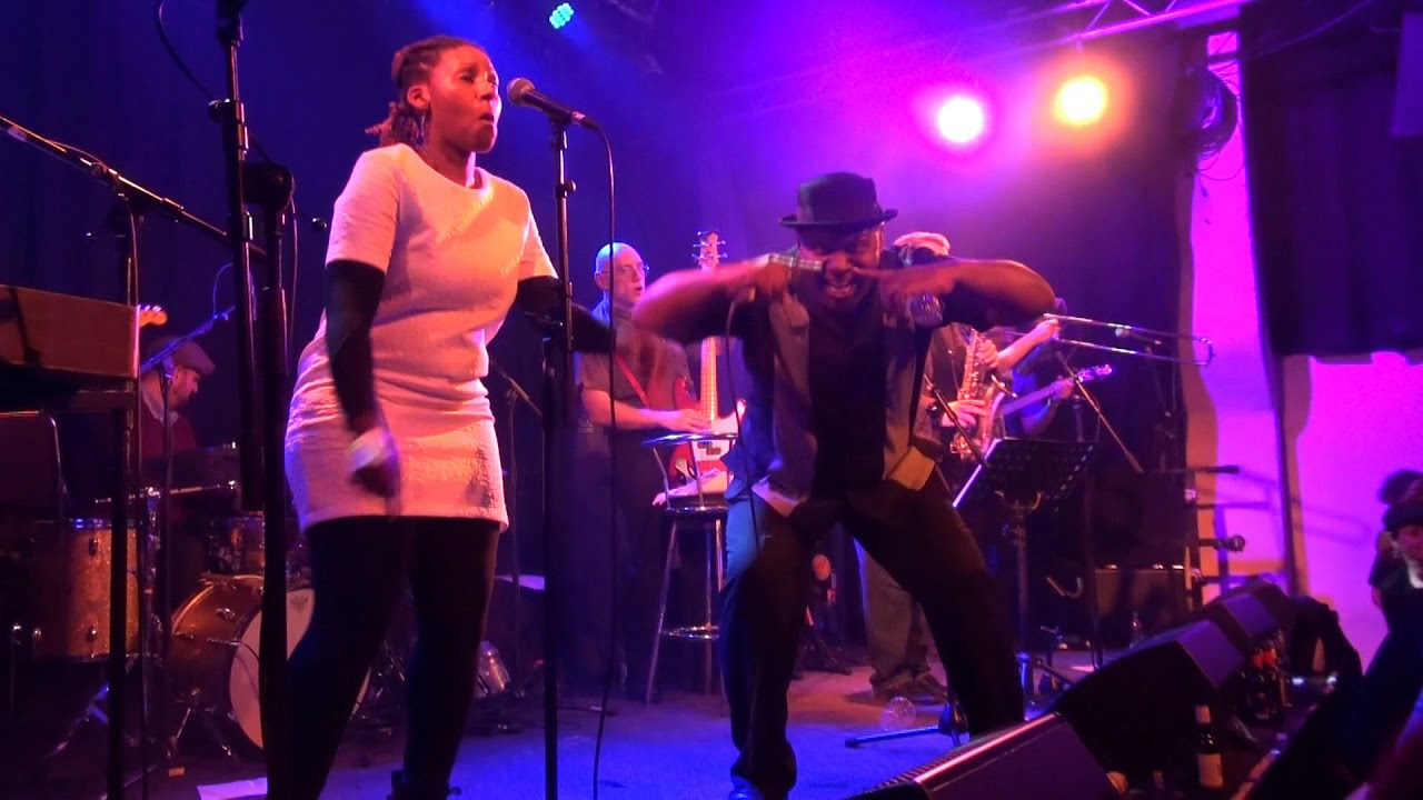 Alpheus & The Easy Snappers - Rudie No More in Cologne, Germany @ Freedom Sounds Christmas Ball 2017 [12/22/2017]