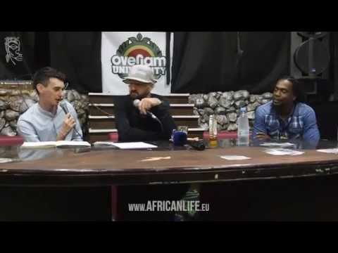 Press Conference with Gentleman & Daddy Rings @OverJam Reggae Festival 2015 [8/12/2015]