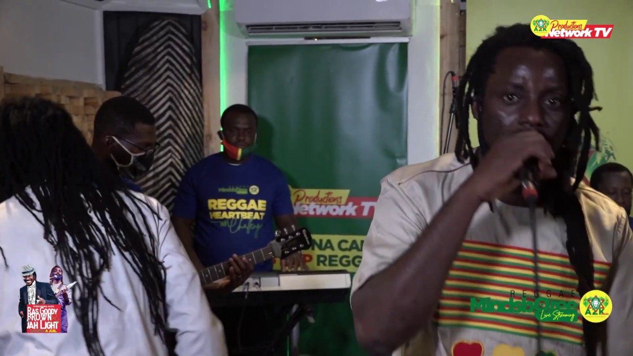 Video Ras Goody & Jah Light   Guess Who's Coming To Dinner ...
