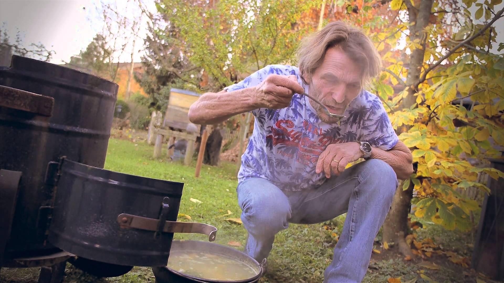 Da Sandwichmaker meets Hans Söllner @Moa Fire 3 [12/19/2015]