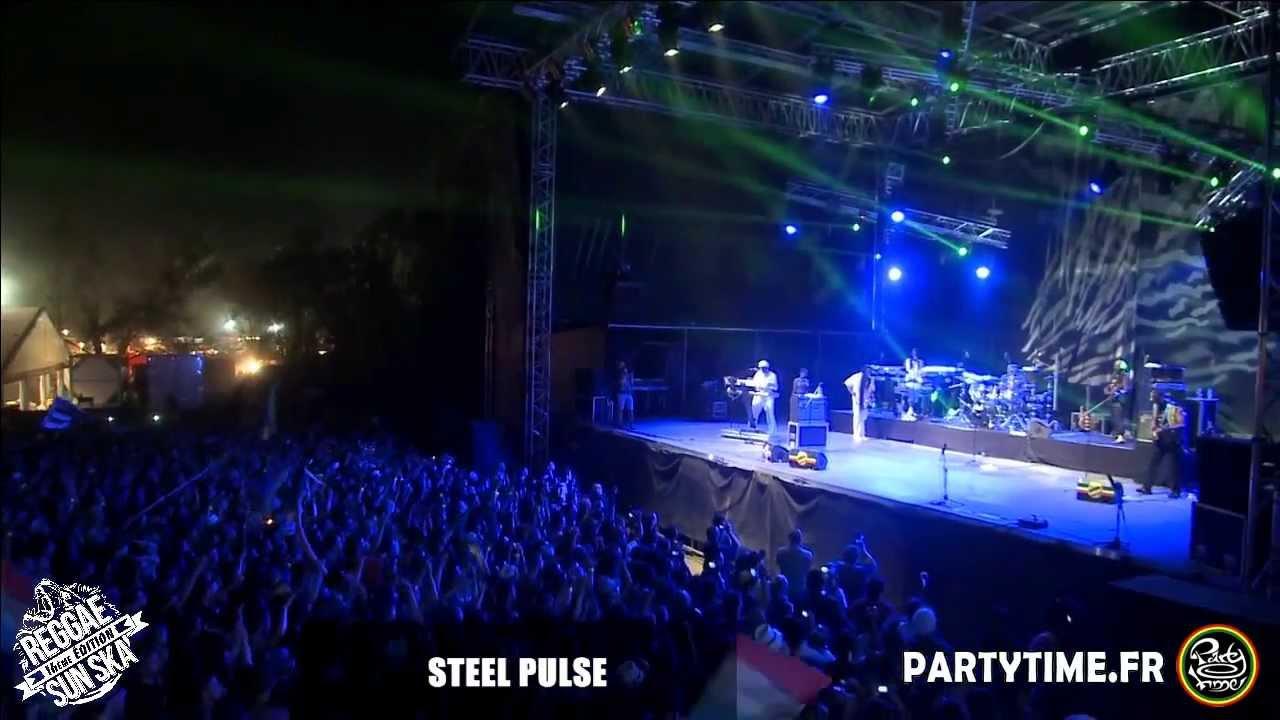 Steel Pulse @Reggae Sun Ska [8/4/2013]