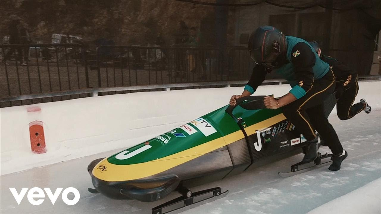 Jamaica Bobsled Nice Up Band feat. Ravers Clavers & Sidney Mills - Run the Track, It's Bobsled Time [2/7/2018]
