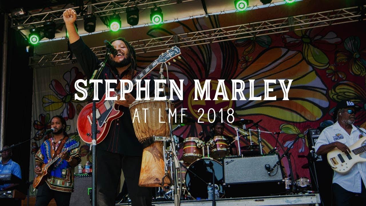Stephen Marley @ Levitate Music & Arts Festival 2018 (Full Show) [7/7/2018]