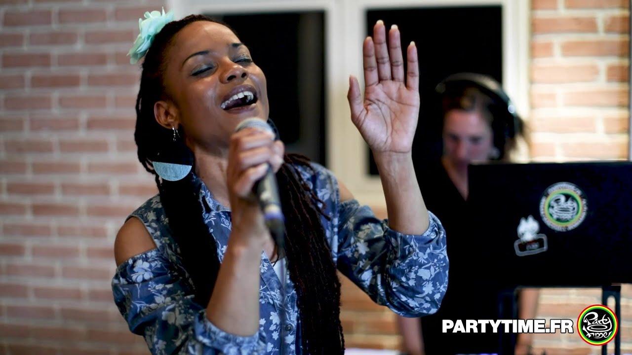 Sista Jahan - Freestyle @ Party Time Reggae Radio Show [6/5/2021]