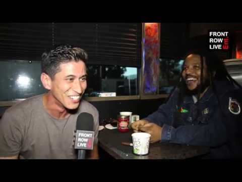 Interview with Stephen Marley by FrontRow Live [6/5/2016]