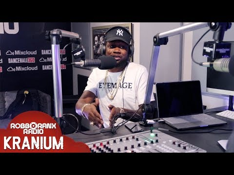 Kranium Interview @ Robbo Ranx Radio [7/6/2018]