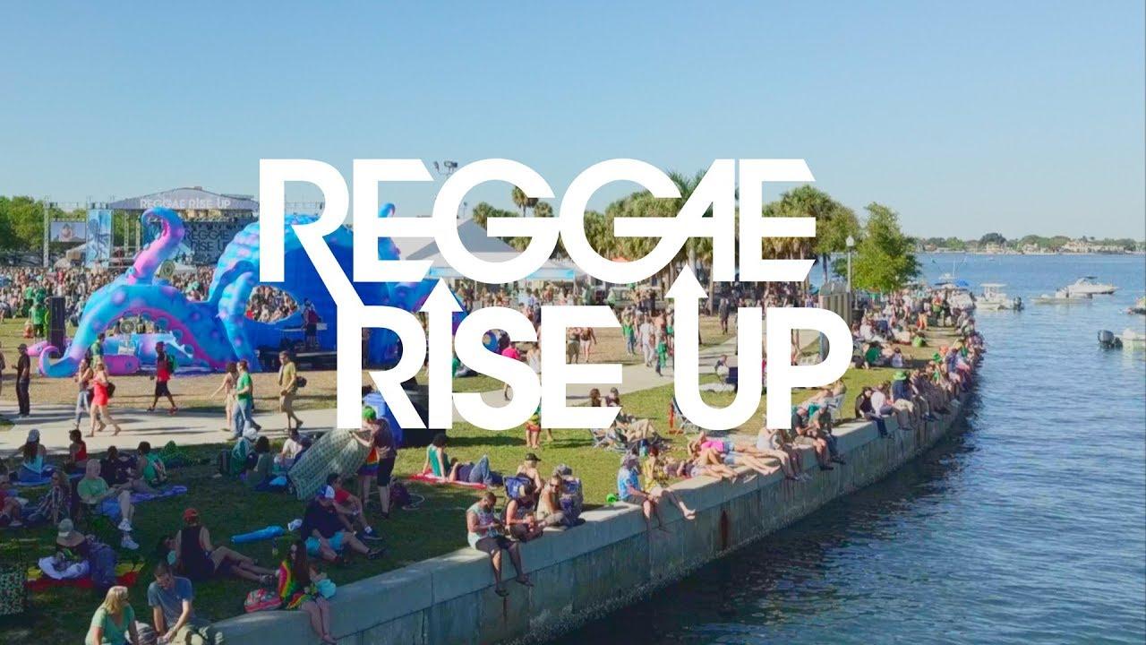 Reggae Rise Up Florida 2019 - Trailer [12/13/2018]
