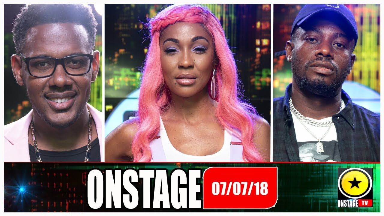 D'Angel, Ding Dong, Ryan Mark @ Onstage TV (Full Show) [7/9/2018]