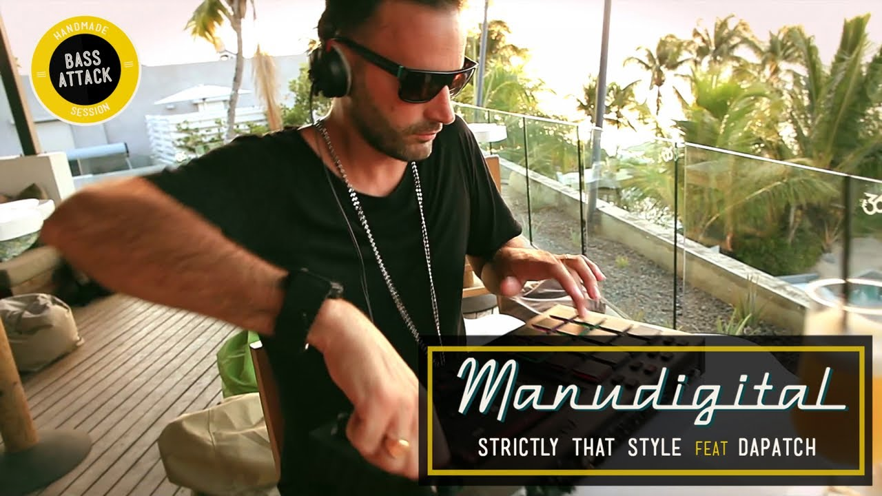 ManuDigital feat. Dapatch - Strictly That Style [3/15/2019]
