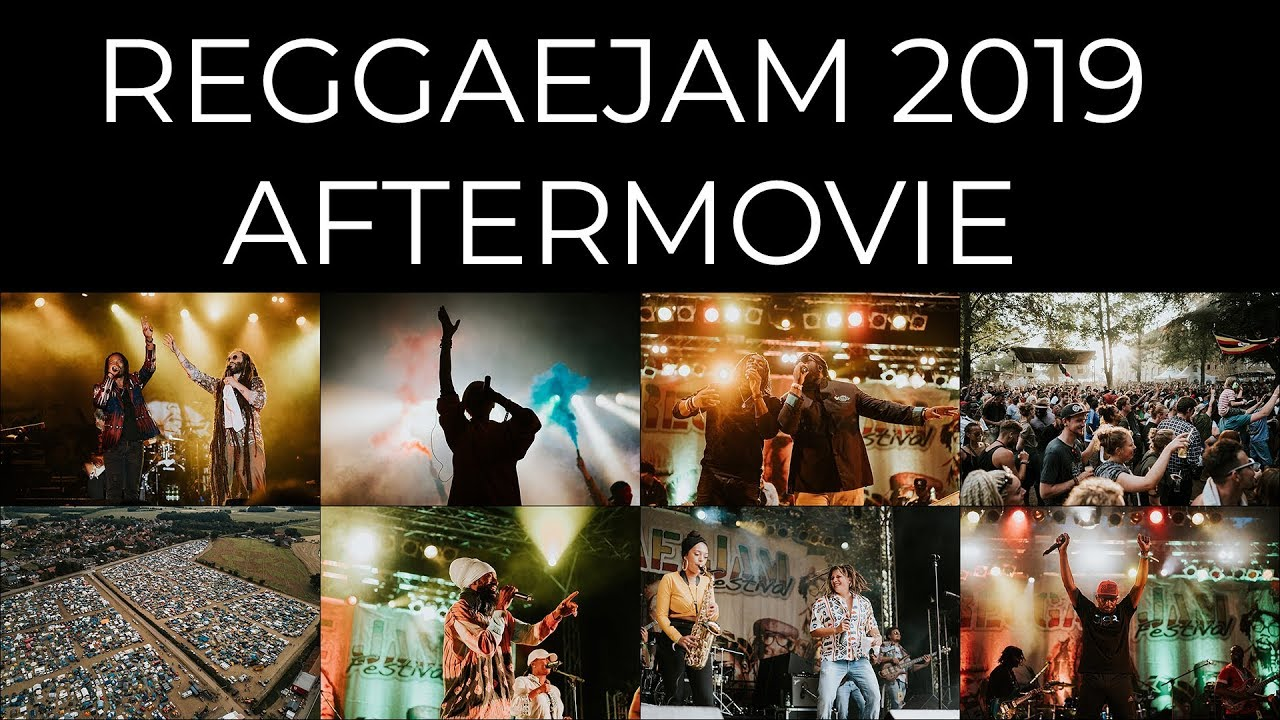 ReggaeJam 2019 - Aftermovie [8/8/2019]