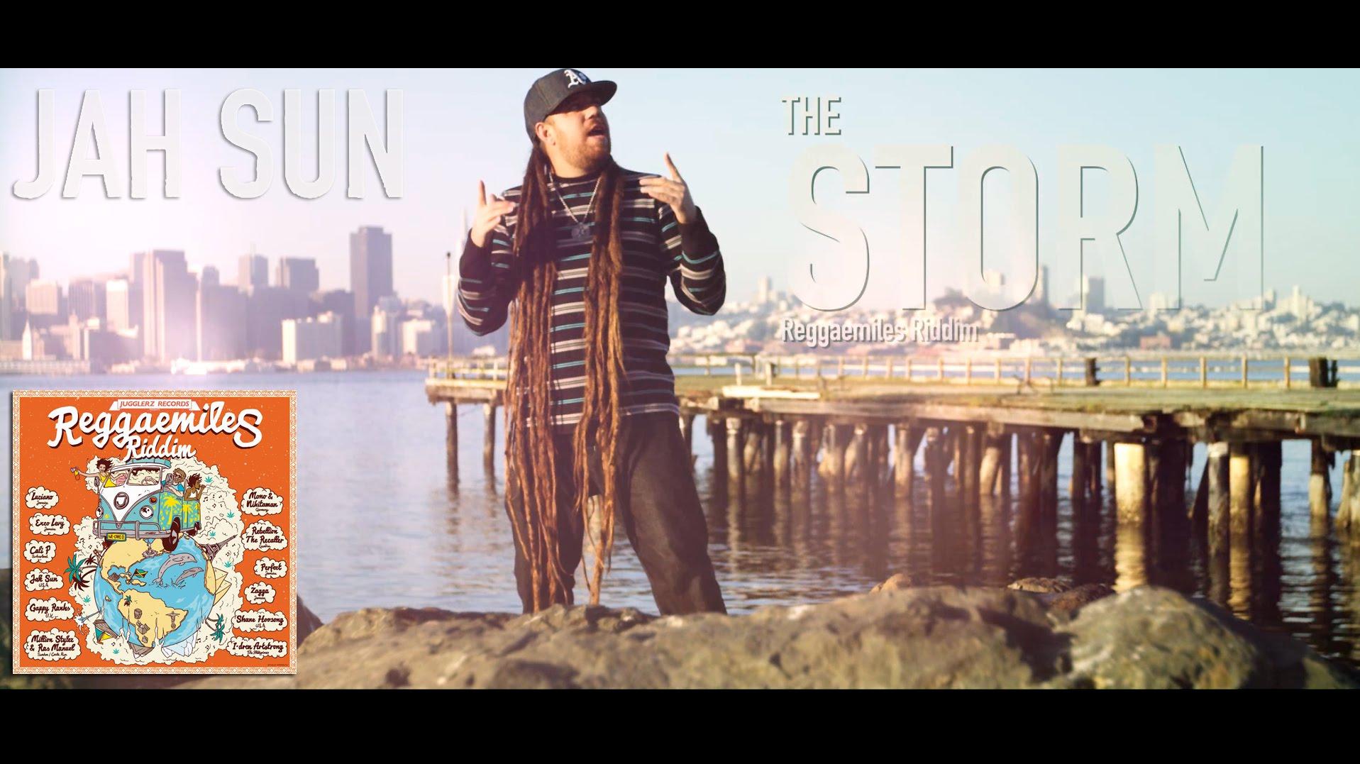 Jah Sun - The Storm [3/20/2015]