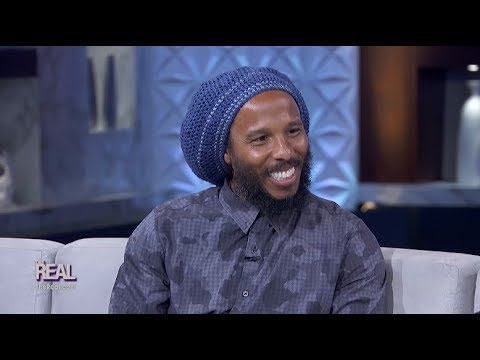 Ziggy Marley Interview #2 @ The Real Daytime [5/18/2018]