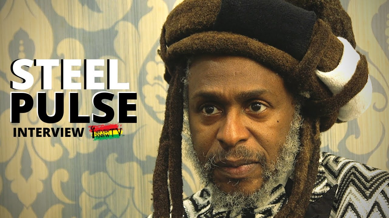 Steel Pulse Interview @ I NEVER KNEW TV [2/20/2020]