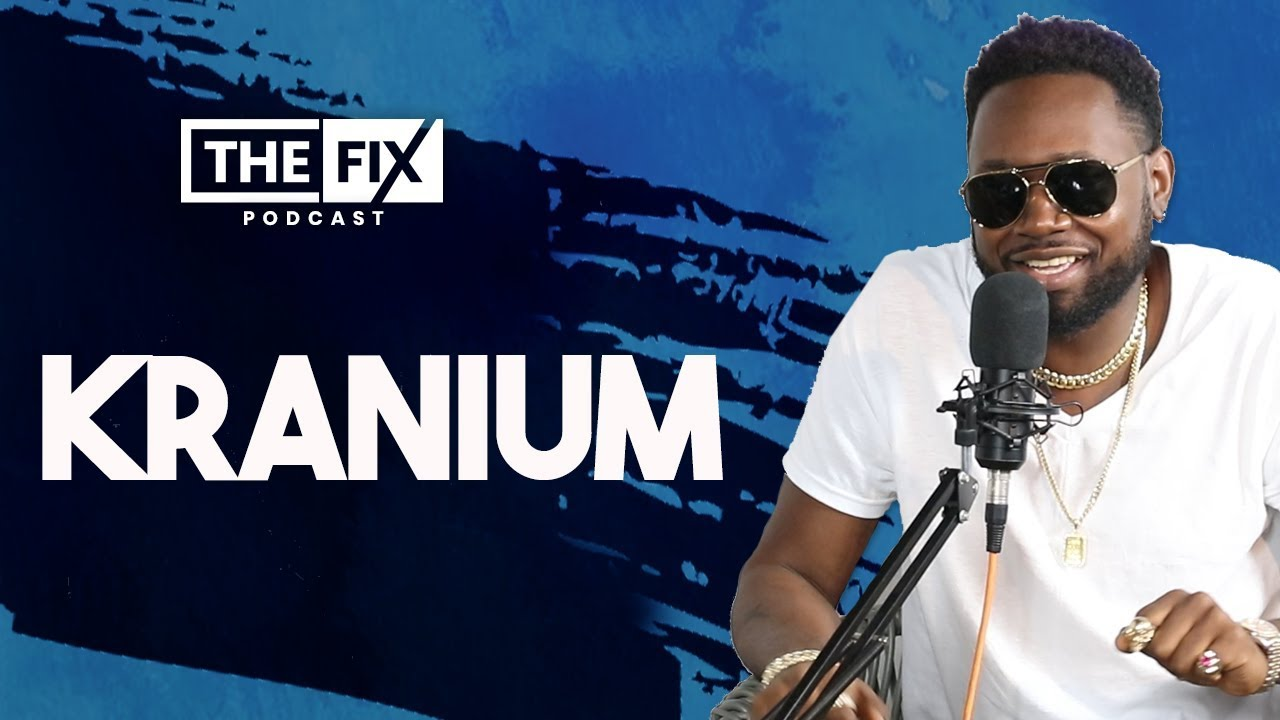 Kranium Interview @ The Fix Podcast [11/14/2019]