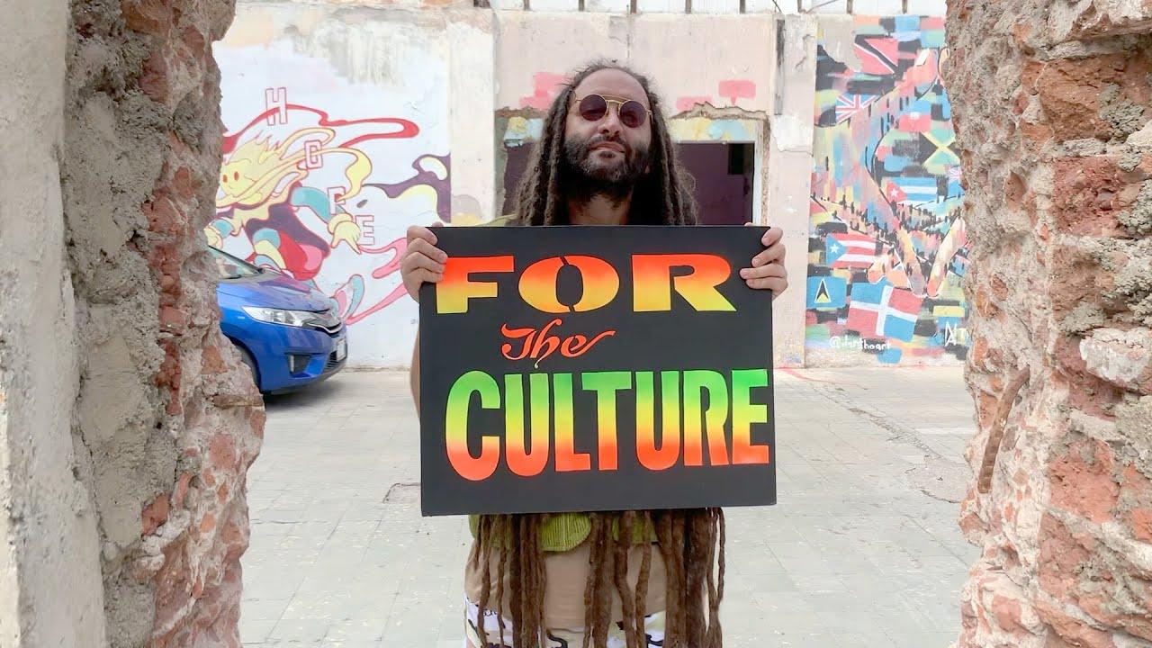 Alborosie - For The Culture (Album EPK) [6/17/2021]