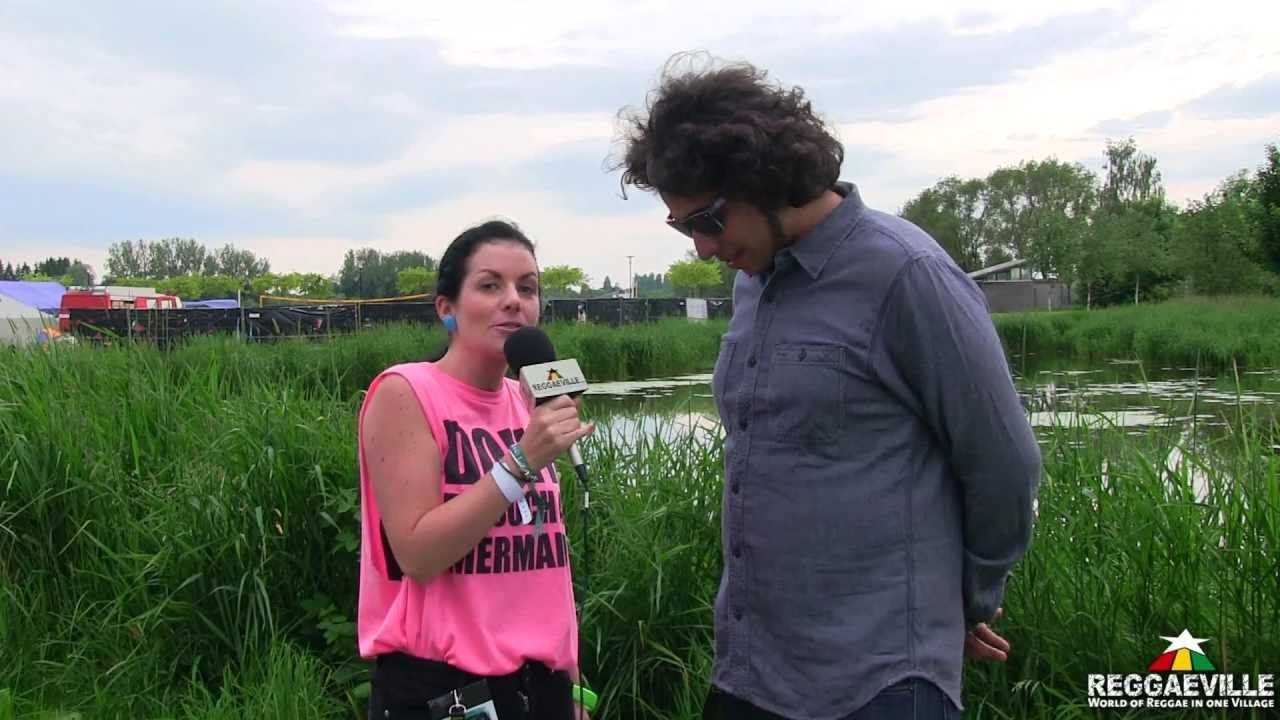 Interview with U-Cee @ Keep It Real Jam [6/15/2013]