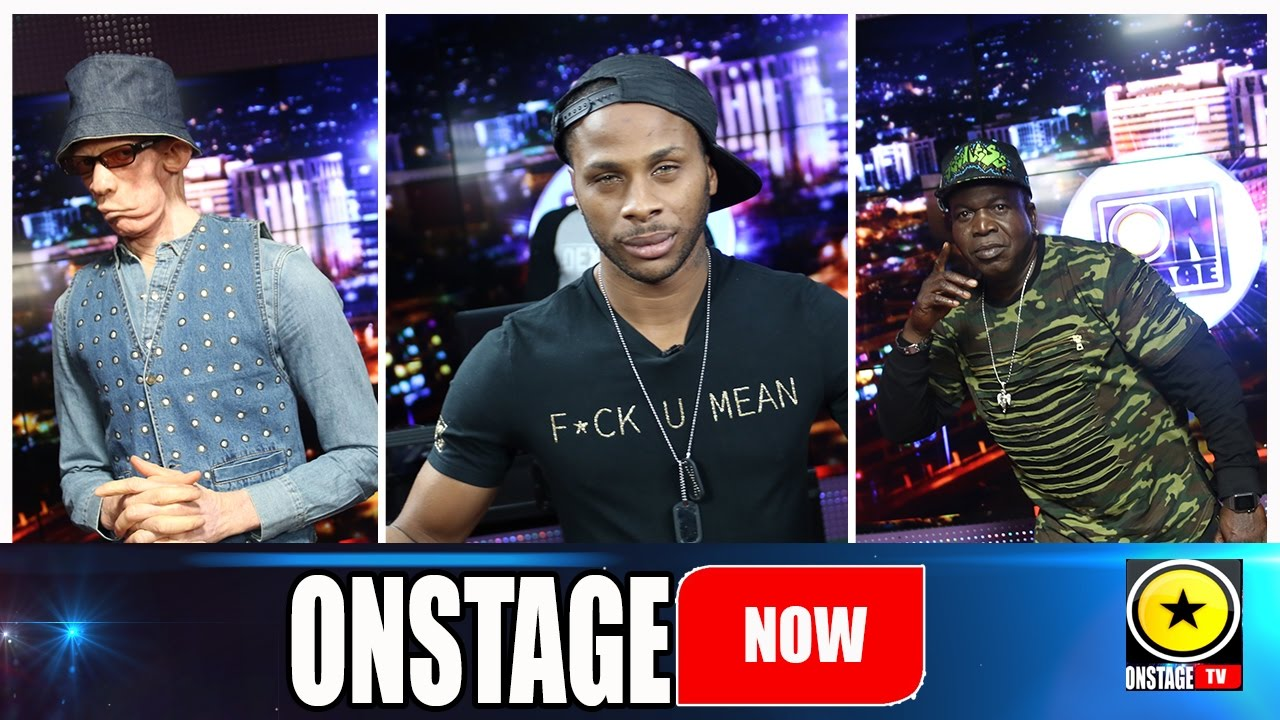 Dexta Daps, Yellowman, Barrington Levy @ Onstage TV (Full Show) [3/25/2017]