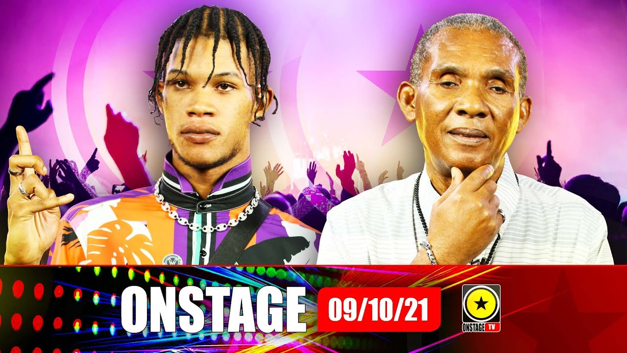Ken Boothe's Drops Children's Album, Silk Boss's Emotional Story & Rise and more (OnStage TV) [10/9/2021]