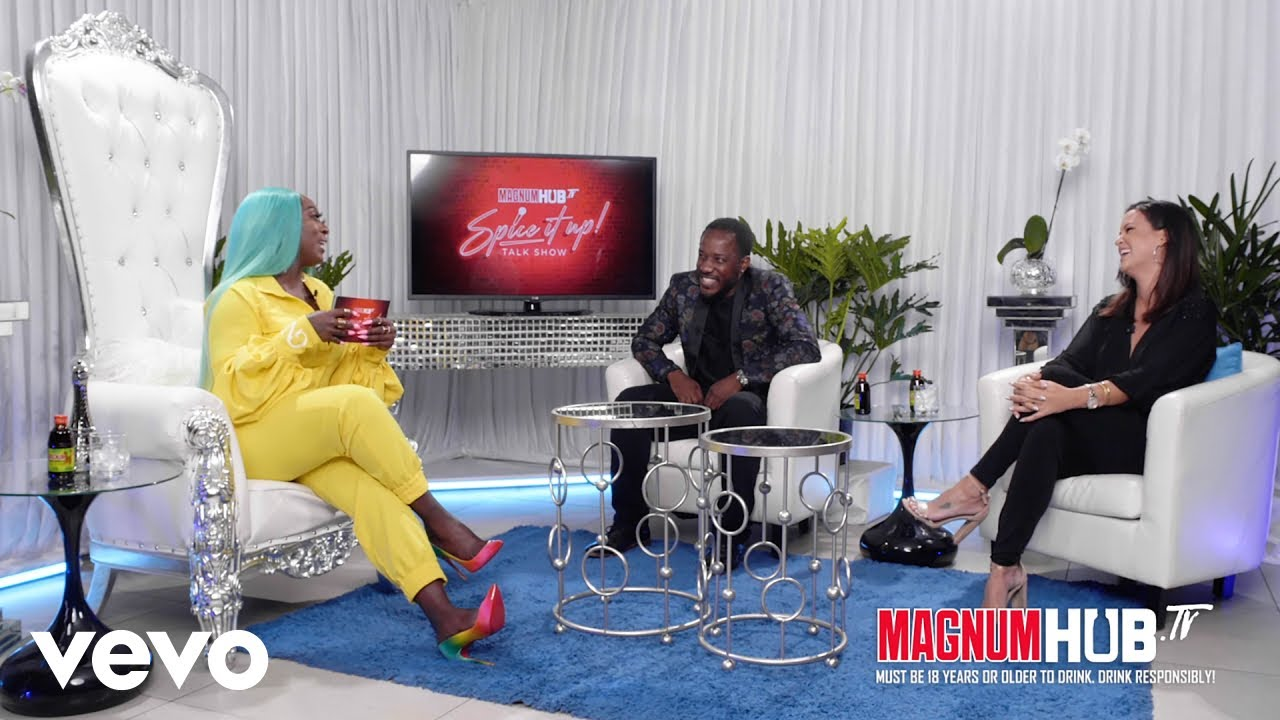 Spice It Up with Konshens and Wayne & Tami Mitchell [11/26/2020]