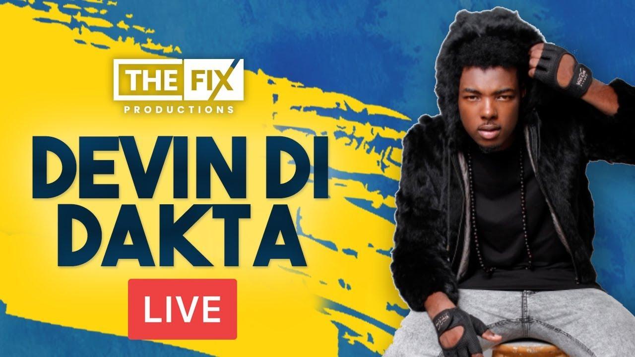 Devin Di Dakta Interview @ The Fix [10/17/2019]