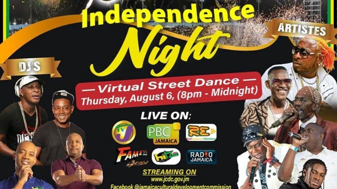 Jamaica 58 - Independence Night Virtual Street Dance 2020 (Live Stream) [8/6/2020]