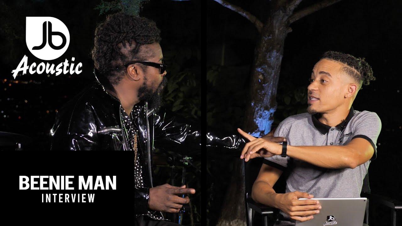 Beenie Man Interview @ Jussbuss TV [1/2/2020]