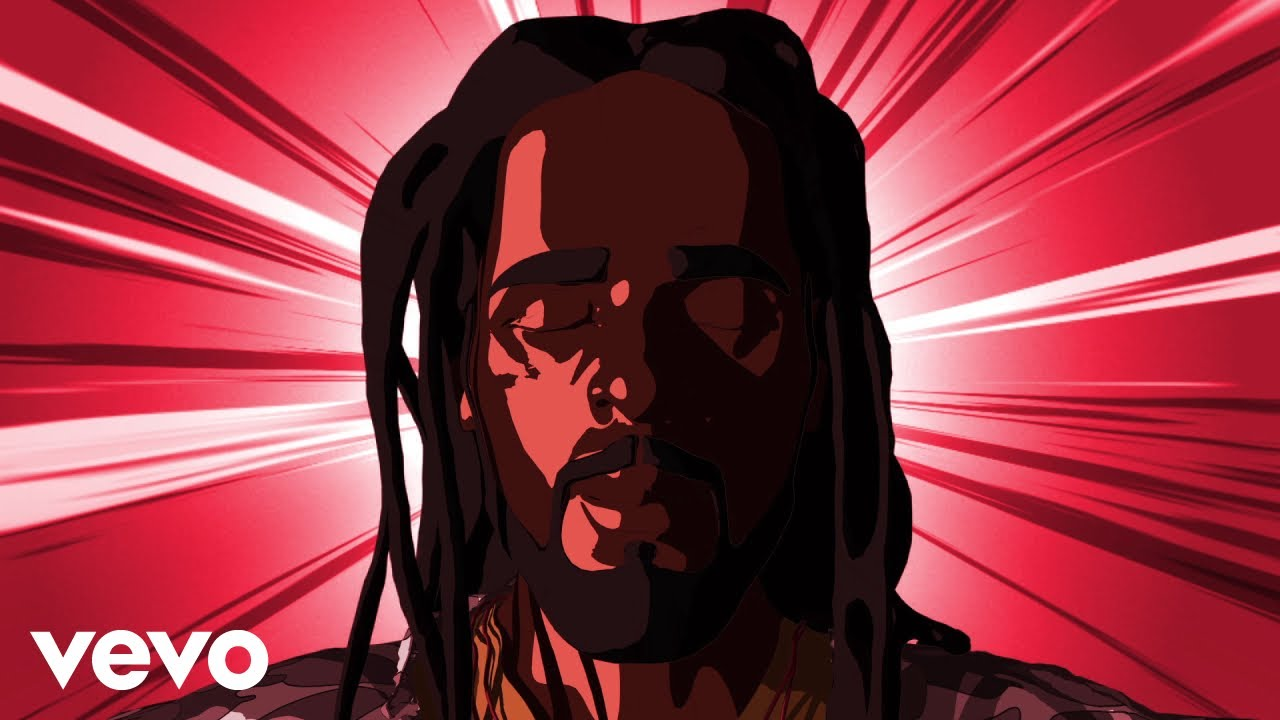 Skip Marley feat. H.E.R. & Wale - Slow Down (Animated Video) [7/9/2020]
