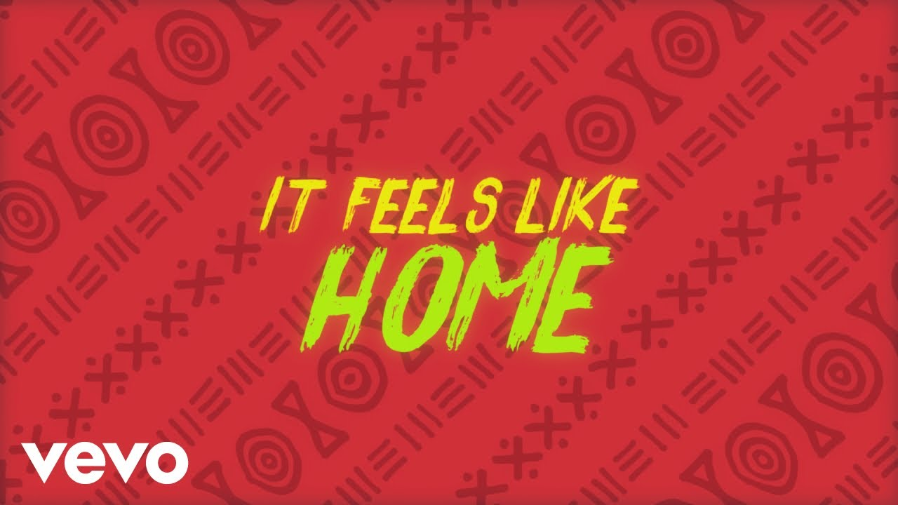 Sigala, Fuse ODG & Sean Paul feat. Kent Jones - Feels Like Home (Lyric Video) [6/13/2018]