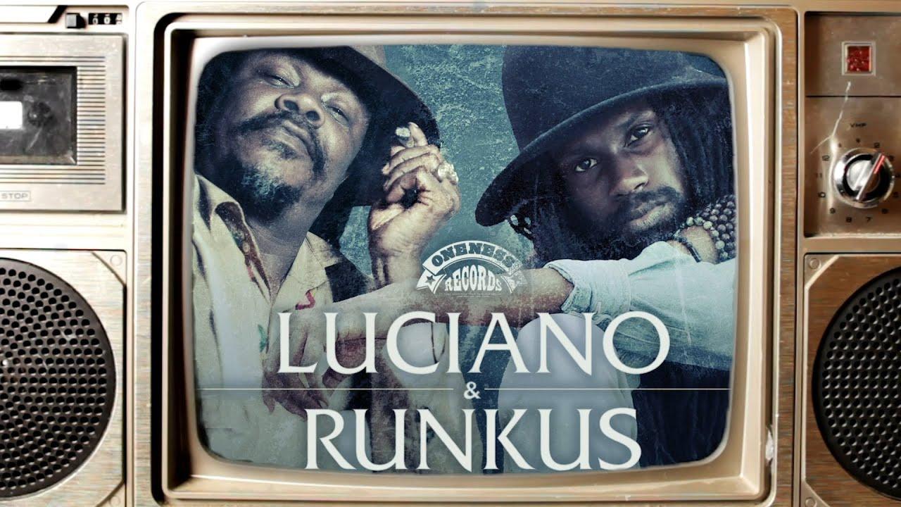 Luciano & Runkus - Use Jah Words (Lyric Video) [5/22/2020]