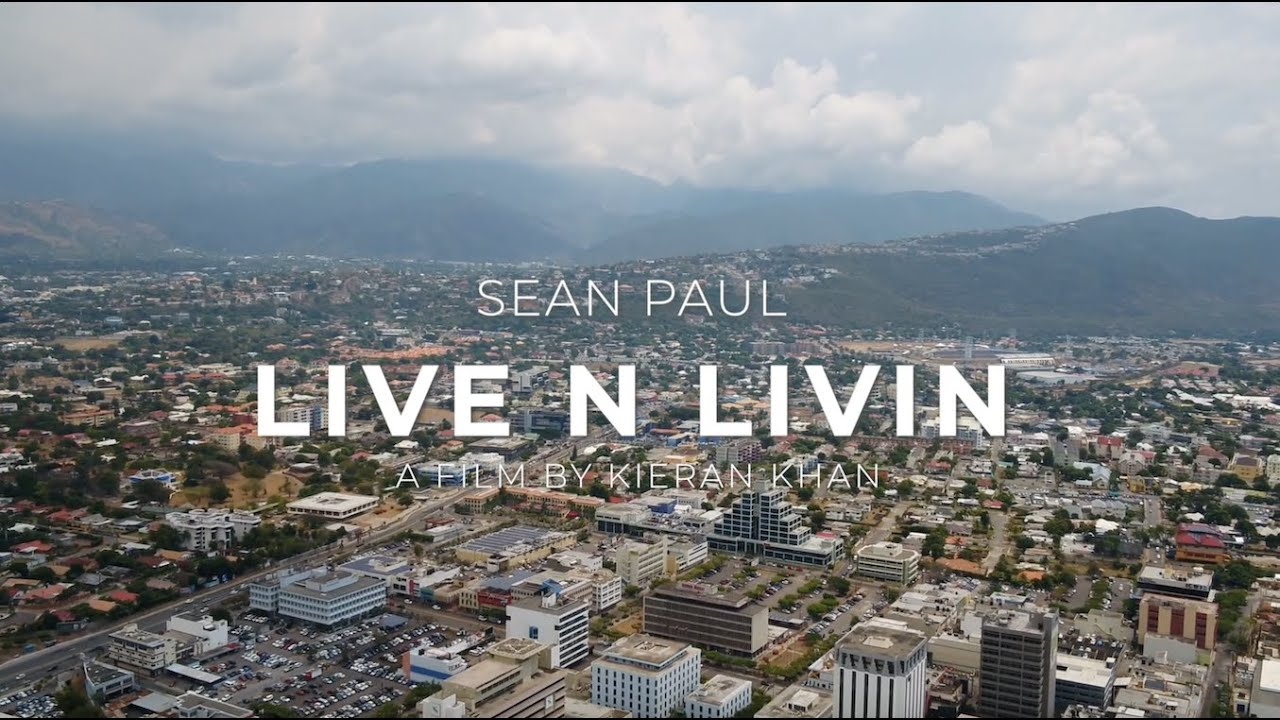 Sean Paul - Live N Livin (Dancehall Documentary) [8/27/2021]