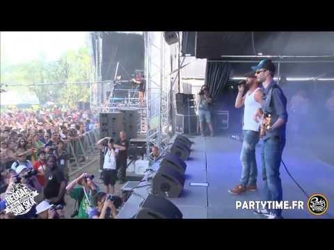 Gentleman & The Evolution @ Reggae Sun Ska [8/4/2013]