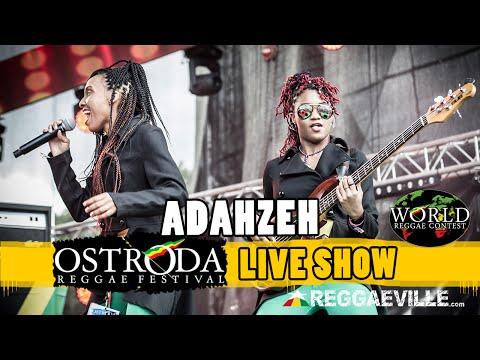 Adahzeh @ Ostroda Reggae Festival 2016 [8/14/2016]