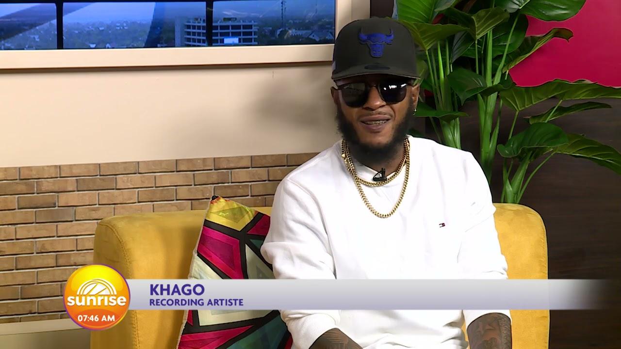 Khago Interview @ Sunrise | CVMTV [4/14/2021]