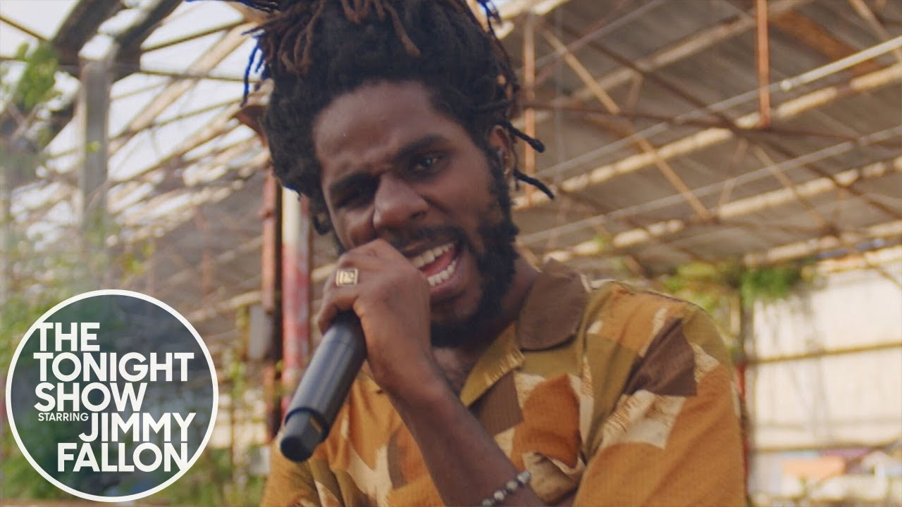 Chronixx - Cool As The Breeze/Friday @ The Tonight Show Starring Jimmy Fallon [7/27/2020]