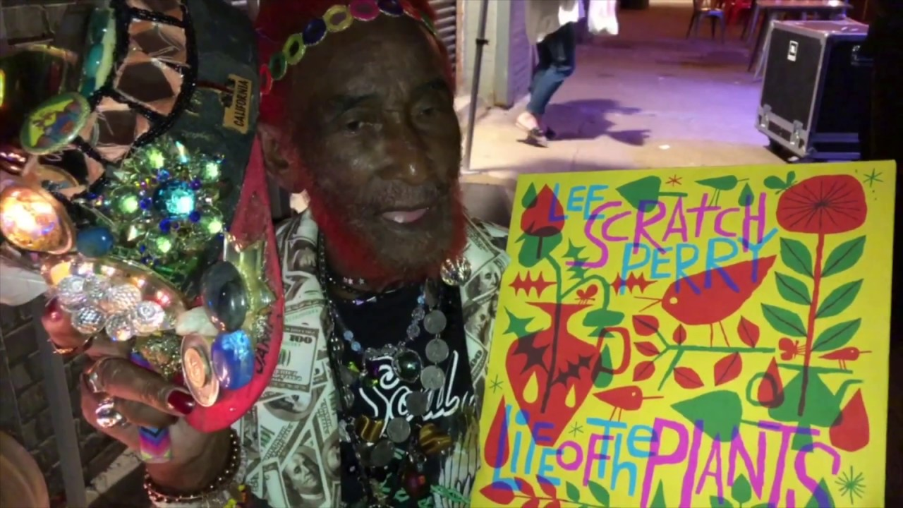 Lee Scratch Perry with Life of the Plants [10/22/2019]