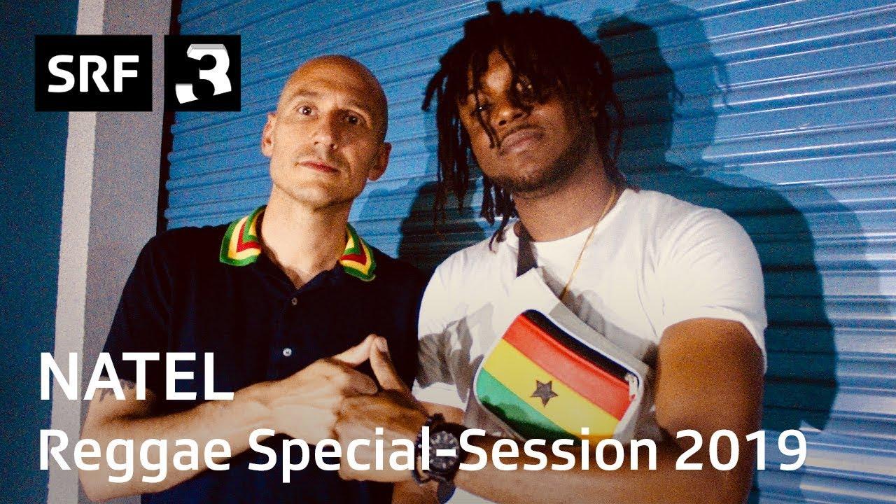 Natel @ SRF Reggae Special-Session 2019 [6/13/2019]