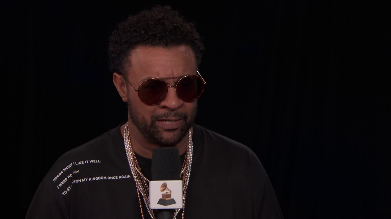 Shaggy One-On-One Interview @ Grammy's 2019 [2/10/2019]