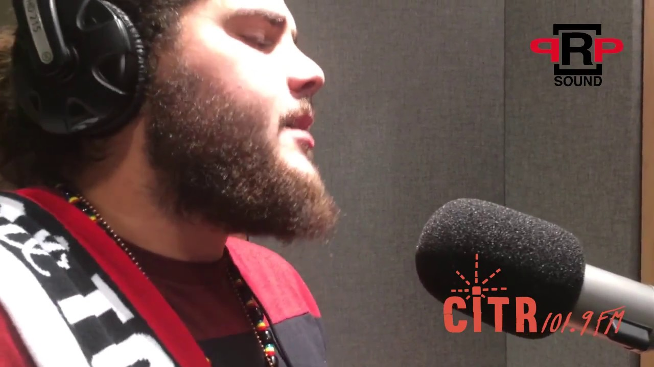 Caleb Hart - Always Remember @ CiTR FM Studios [10/17/2017]