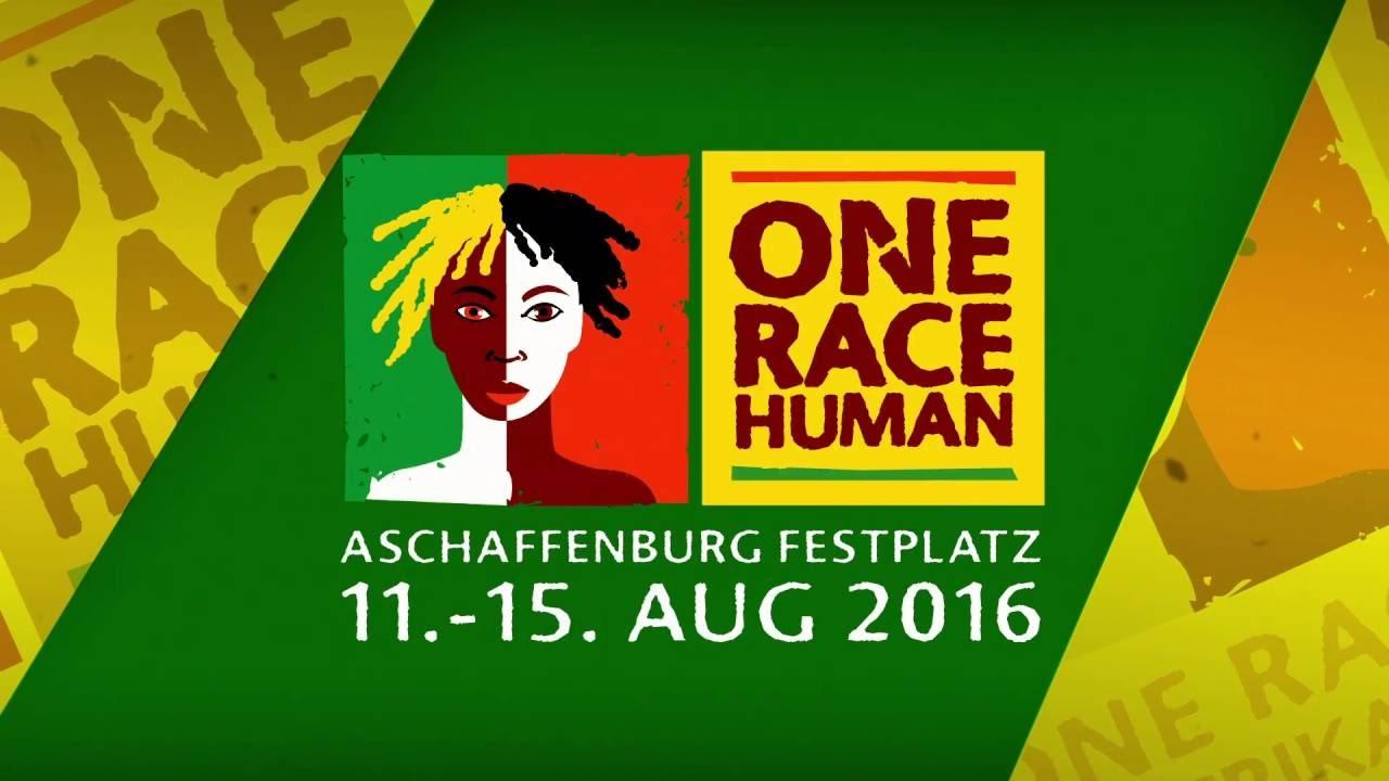One Race...Human (Trailer) [6/16/2016]